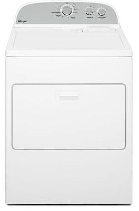 Secarropas carga superior eléctrico de 15 kg Blanco