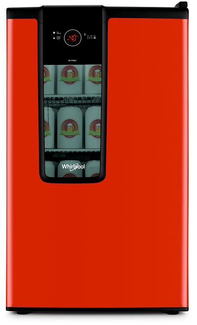 Cervecera Beer Cooler- Rojo- 82lts
