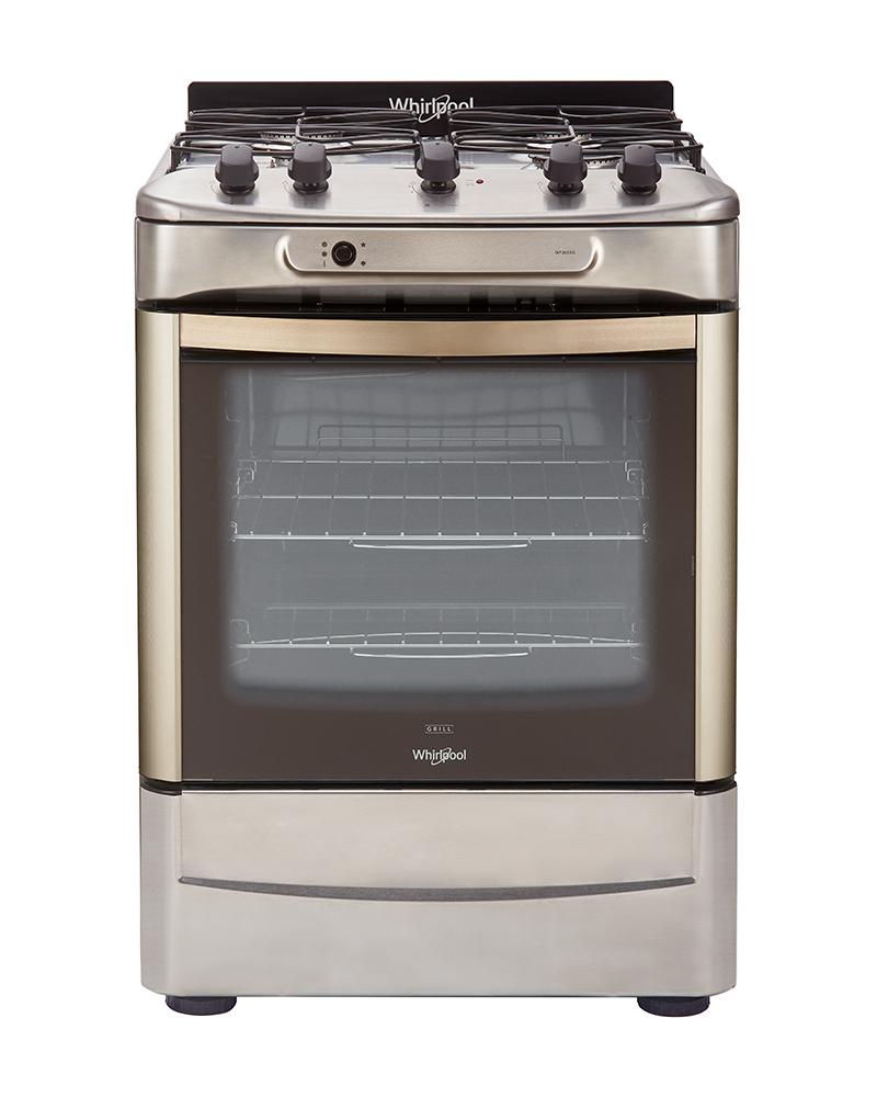 Cocina Complete – 4 hornallas – 60 cm – Acero Inoxidable