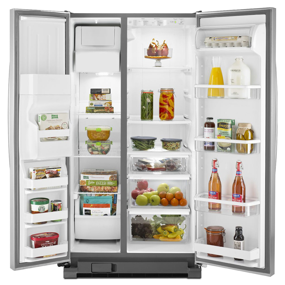 Refrigeradores Side By Side Whirlpool